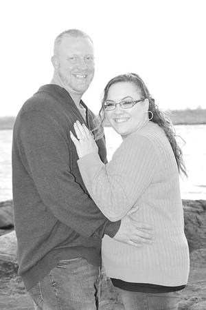 Christine & Arthur engagement pics