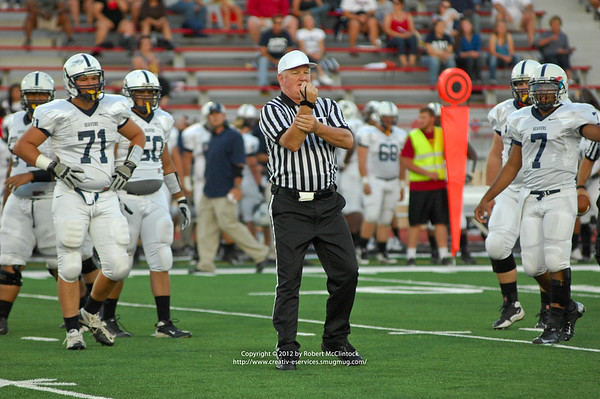 American River College: Officials -- 09/07/12