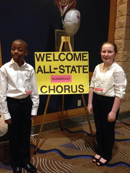 All State Chorus 2015