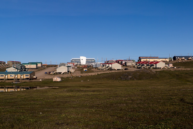 The town of Pond Inlet