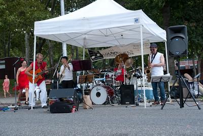 """ASTORIA PARK SHORE FEST 2012 (8/12) """"NOVA~COLUMBO"""""""