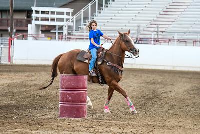 8/3/21 NSBRA Redding Rodeo Grounds