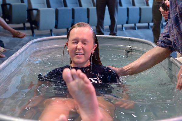 2016 June Baptisms