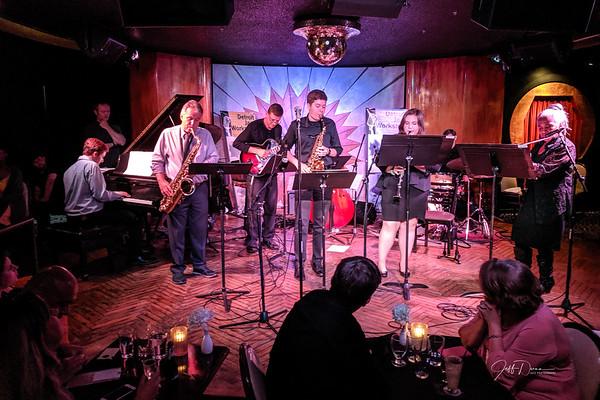 Detroit Jazz Workshop - Billy Strayhorn Combo - 7-14-2019