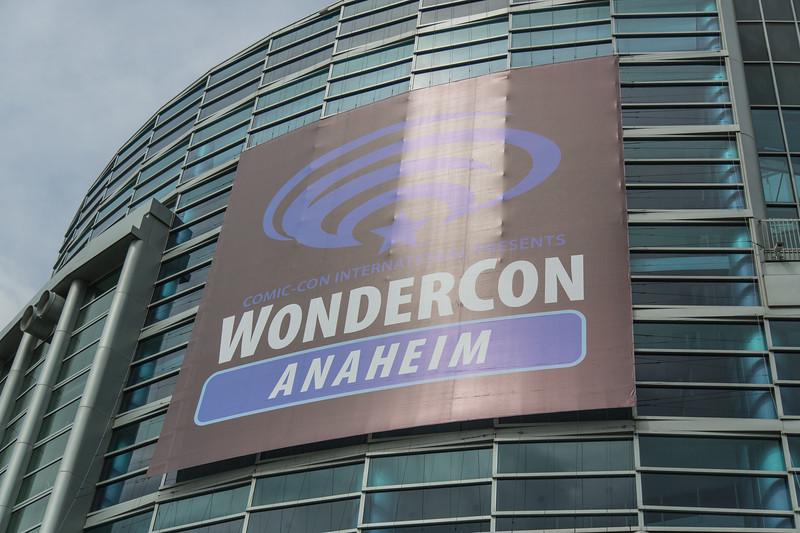 2013 WonderCon - Exhibit Floor