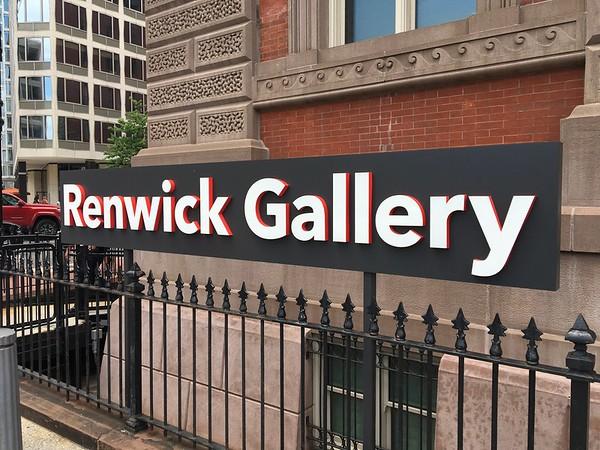 2018 Renwick Gallery Burning Man Exhibit
