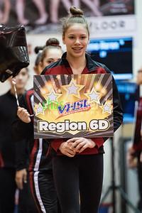 2018.02.17 Gymnastics: 2018 VHSL Individual State Championships