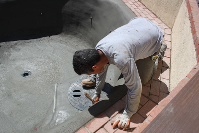 08-27-11 Koi Pond Reconstruction