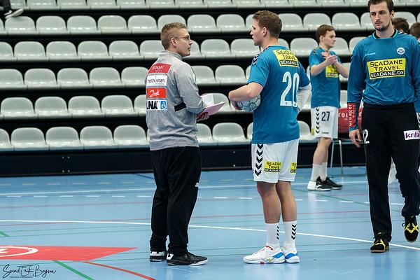 SønderjyskE vs BSH. 14.11.2020
