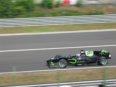 FIA - WTCC Hungaroring