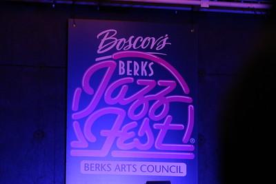 2014 Berks Jazz Festival - Sunday Jazz Brunch -Élan Trotman & Jessy J