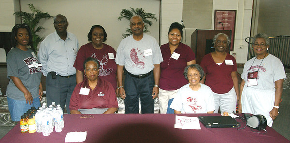 2011 NCCU Alumni Weekend & Annual Council Meeting Photos