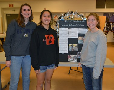 Students Impress With Innovation at LCHS Science Fair