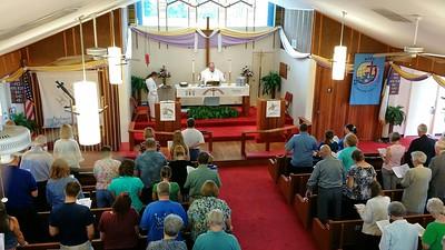 Vicar Buck LeGreco 2013-2014