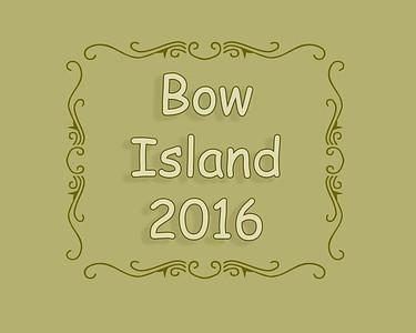 Bow Island 2016
