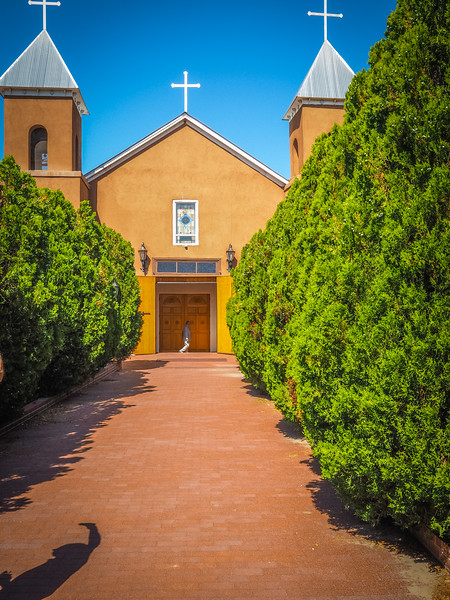 Santa Cruz Church, Chimayo, New Mexico