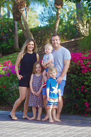 Mullen Family | Vacation Session | Exuma, Bahamas