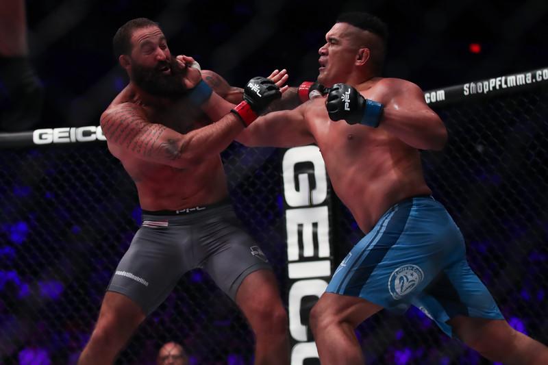 Professional Fighters League - June 6, 2019