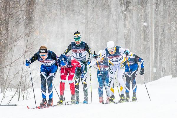 2020 - U.S. Nordic Nationals - Classic Sprint