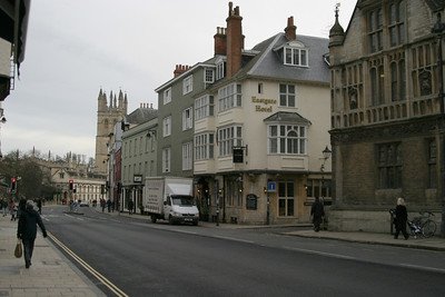 Oxford, Dec 2009