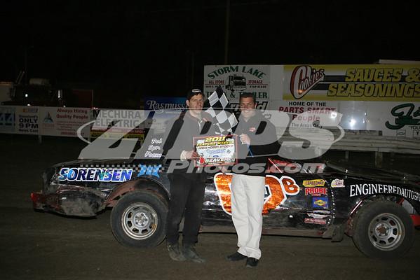 The BeaVeR Raceway 5-4-2011