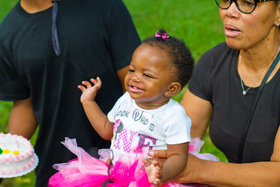 Robyn's 1st Birthday 08-15-20