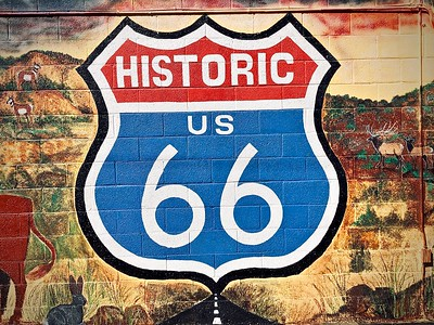 Old Route 66, Arizona (2019)