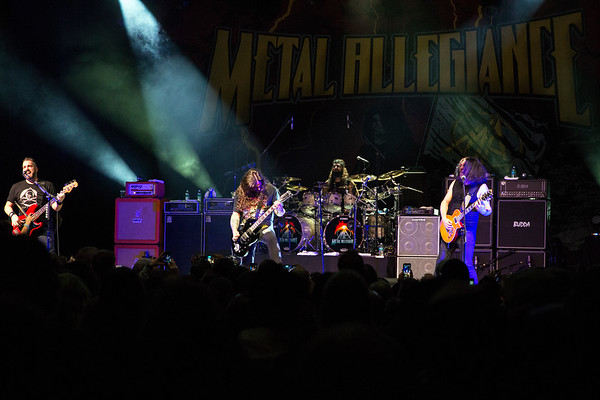 Metal Allegiance, House of Blues, 01-25-2018