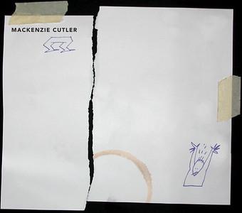 MACKENZIE CUTLER MACKCUT