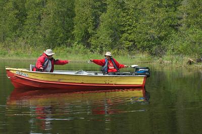 Pitre May Fishing Retreat 2012