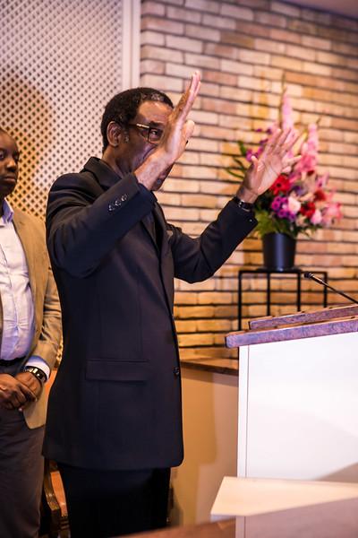 Pastor John Omewah