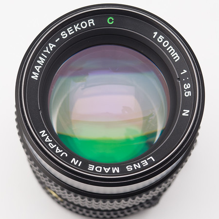 Mamiya SeKor 150mm Lens for 645Pro TL