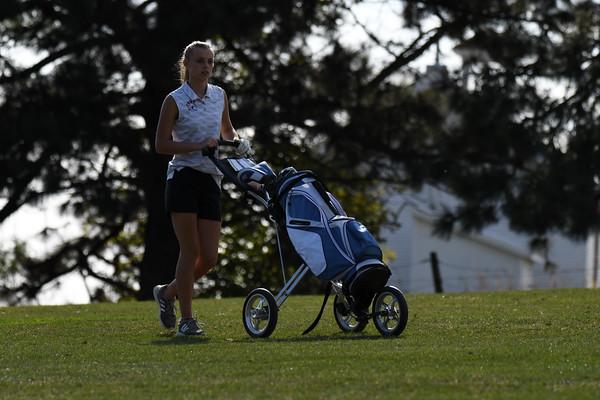 Varsity Girls Golf vs Palmyra