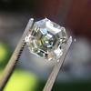 3.30ct Vintage Asscher Cit Diamond GIA J VS1 23