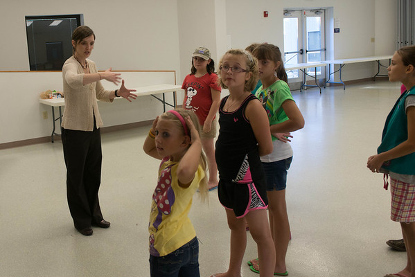 Girl Scouts and Health Education