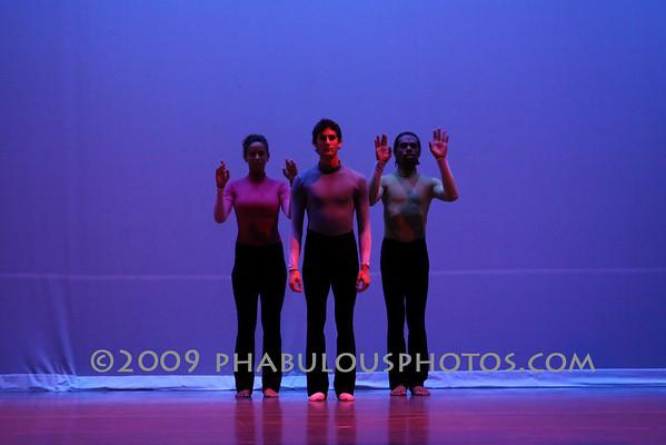 Lehrer Dance Act I - Trois (2009) 2