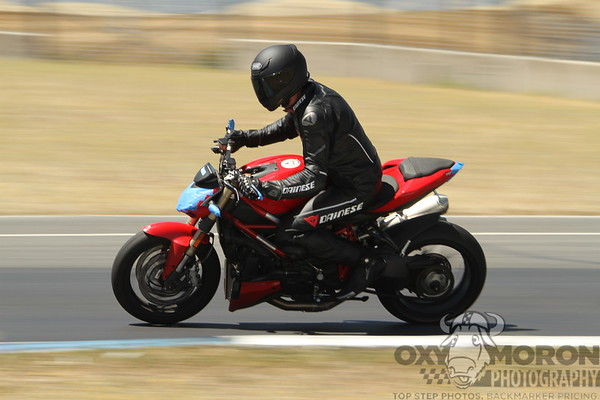 Duc Red Black Leathers