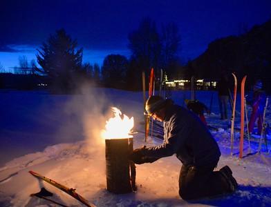Nordic Bonfire Dinner 2017