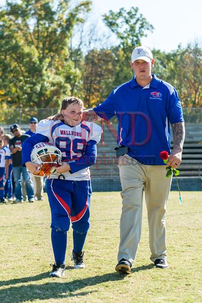 2016 Wallburg Little League Homecoming