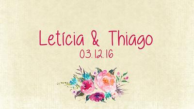 Letícia&Thiago 03-12-16