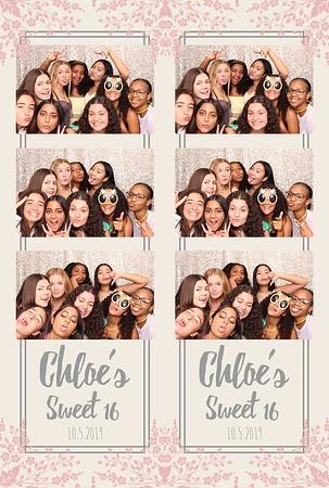 Chloe's Sweet 16
