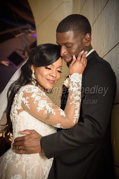 Sherita + John Wedding