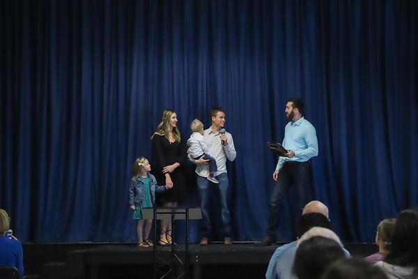 February Family Dedications
