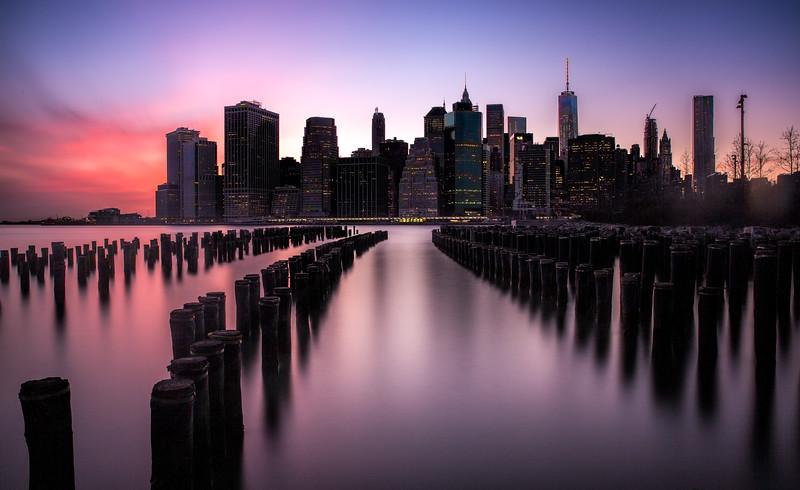 Lower Manhattan Sunset-.jpg