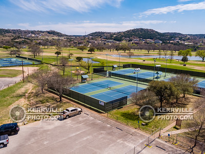 HEB Tennis Center (March 2019)