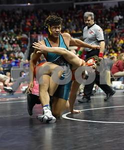 2018 State Wrestling: 2A Quarterfinals
