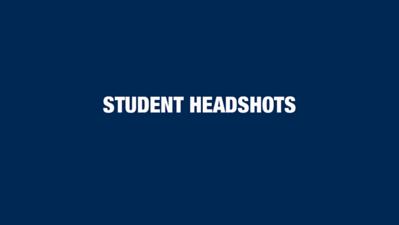 Student Headshots