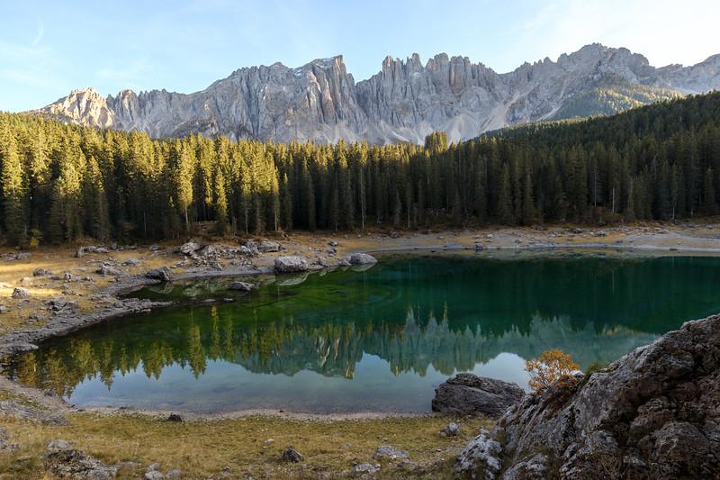 Karersee (Lago di Carezza)