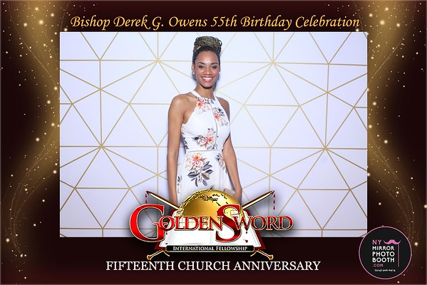 Golden Sword International Fellowship 15th Yr.