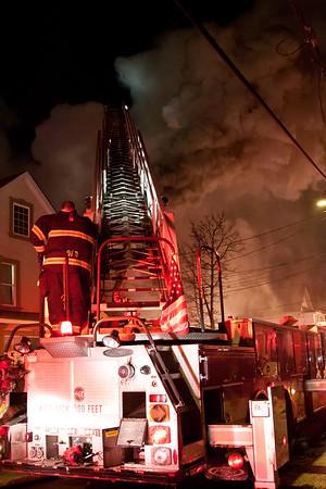 Orange NJ fatal 4th alarm, 197 Central Pl. 02-20-15